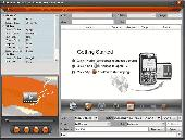 3herosoft DVD to BlackBerry Converter Screenshot
