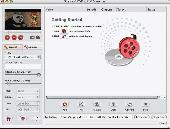 3herosoft DVD to FLV Converter for Mac Screenshot