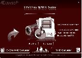 4Easysoft DVD to WMV Suite Screenshot