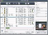 4Media Blu Ray Ripper for Mac Screenshot