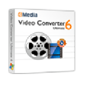 4Media Video Converter Ultimate Screenshot
