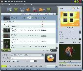 4Media Video to DVD Converter Screenshot