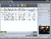 4Media WMV 3GP Converter Screenshot