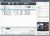 4Media iPod Video Converter for Mac Screenshot