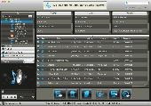 4Videosoft Mac iPad 3 Manager Platinum Screenshot