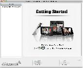 4Videosoft Transfert iPod Mac Screenshot
