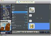 4Videosoft iPhone Manager SMS for Mac Screenshot