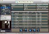 4Videosoft iPod Manager for Mac Screenshot