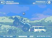 4 Wheel Madness Screenshot