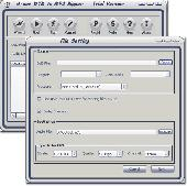 Screenshot of A-one DVD to MP3 Ripper Standard
