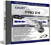 Screenshot of DART PRO 24