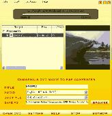 DigiGenius DVD to PSP Converter Screenshot