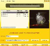 DigiGenius Video to iPod Converter Screenshot
