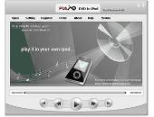 Plato DVD to iPod Converter Screenshot