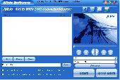 Altdo AVI to WMV DVD Converter&Burner Screenshot