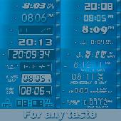 Atomic Alarm Clock Screenshot