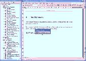 DocBuilder for Microsoft Word Screenshot