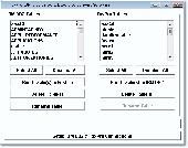 FoxPro IBM DB2 Import, Export & Convert Software Screenshot