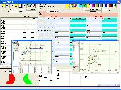 KonSi Data Envelopment Analysis 75 units Screenshot