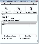 MS Powerpoint Word Count & Frequency Statistics Software Screenshot