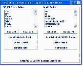 MS SQL Server Oracle Import, Export & Convert Software Screenshot