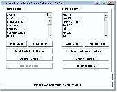 Oracle FoxPro Import, Export & Convert Software Screenshot