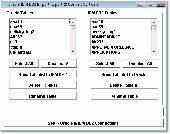 Oracle IBM DB2 Import, Export & Convert Software Screenshot