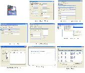 Patient Information Management 2004 Screenshot