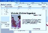 Victoria Clothes Organizer Screenshot