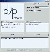 Screenshot of diProtector