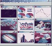 Graphics4VO Beispiel Programm (Deutsch) Screenshot