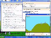 Screenshot of Liberty BASIC for Windows