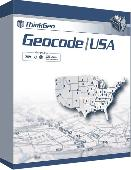 Screenshot of Map Suite Geocode USA