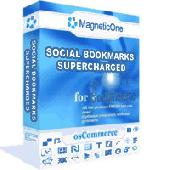 Social Bookmarks Supercharged - osCommerce Module Screenshot