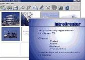 IntroCreator Screenshot