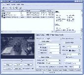 Screenshot of MP4 Video Converter Software