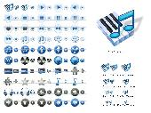 Screenshot of Multimedia Icons for Vista