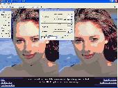Screenshot of Portrait Professional