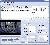 Screenshot of YASA AVI to MPEG Converter