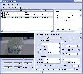 YASA MPEG Encoder Screenshot