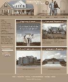 Screenshot of e3 Real Estate Website 98