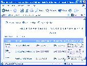 Easy Address Book Web Server Screenshot