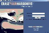 Screenshot of Erase your hard drive