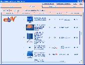 My Auction Search Browser for eBay Screenshot