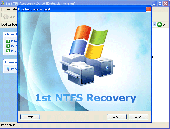1st NTFS Recovery Screenshot