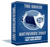 2007 Antivirus Software Screenshot