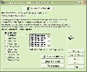Screenshot of File Splitter Deluxe