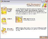 ICQ Password Screenshot