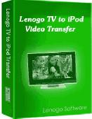 Screenshot of Lenogo TV to iPod Video Transfer Pro