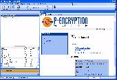 P-Encryption Suite Screenshot